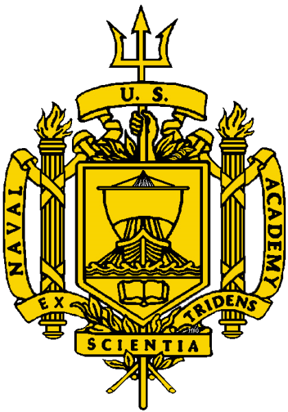 United States Naval Academy insignia 2